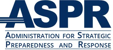 ASPR logo. Assistant Secretary for Preparedness and Response.